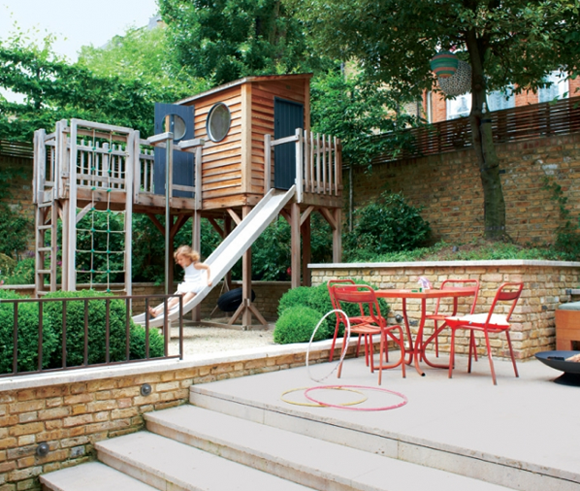 Ultimate Backyard Playground : Unique and Ultimate Backyard Playgrounds