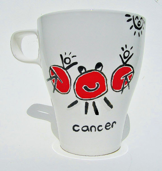 Cancer Zodiac Coffee Mug