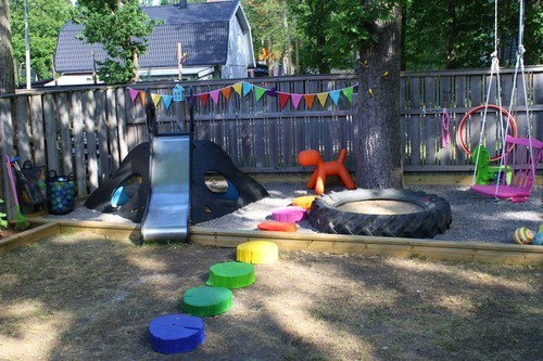 Backyard Playground Diy : Unique and Ultimate Backyard Playgrounds