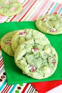 Buttermint Drop Cookies