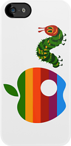 Very Hungry Caterpillar iPhone Case