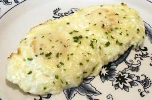 Creamy Baked Eggs