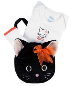 Baby's First Halloween Kitty
