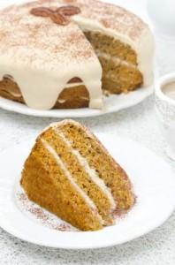 Gluten Free Thanksgiving Cake