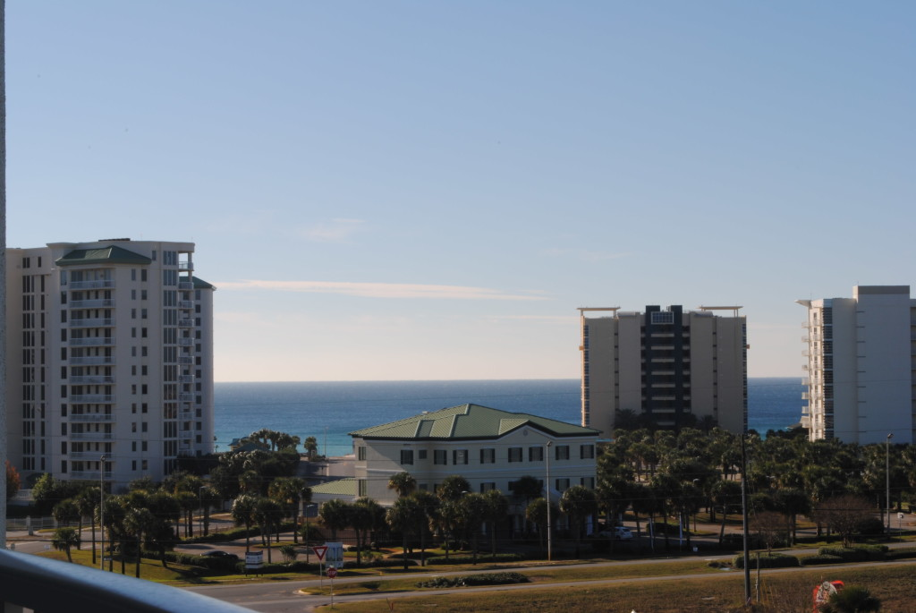 View from Palms of Destin