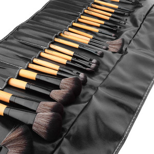 Ellore Femme 24 Piece Professional Makeup Brush Set