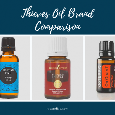 Thieves Oil – Brands Comparison