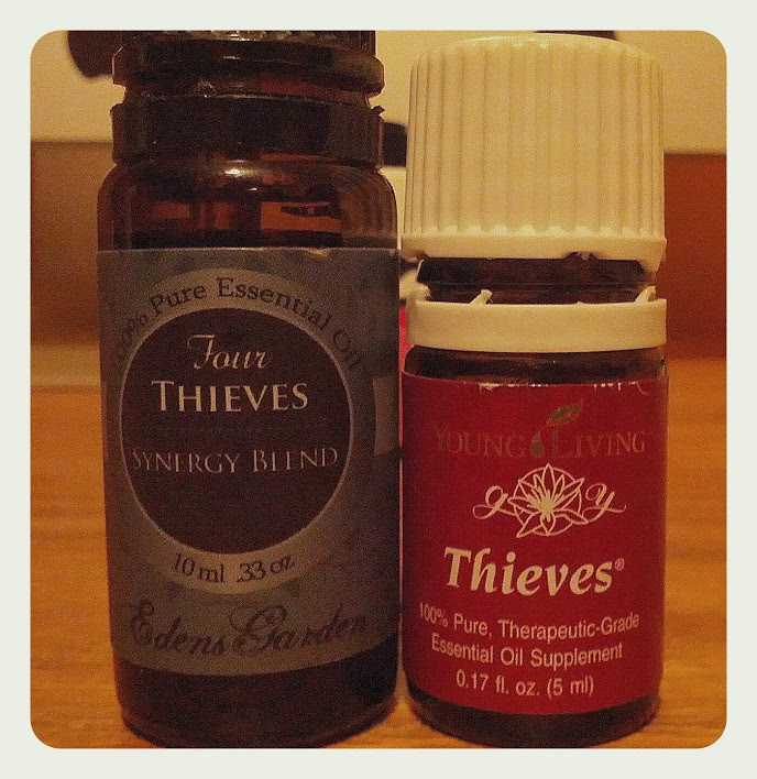 Thieves Oils – Brands Comparison