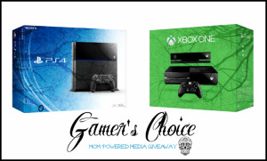 Gamer's Choice Giveaway