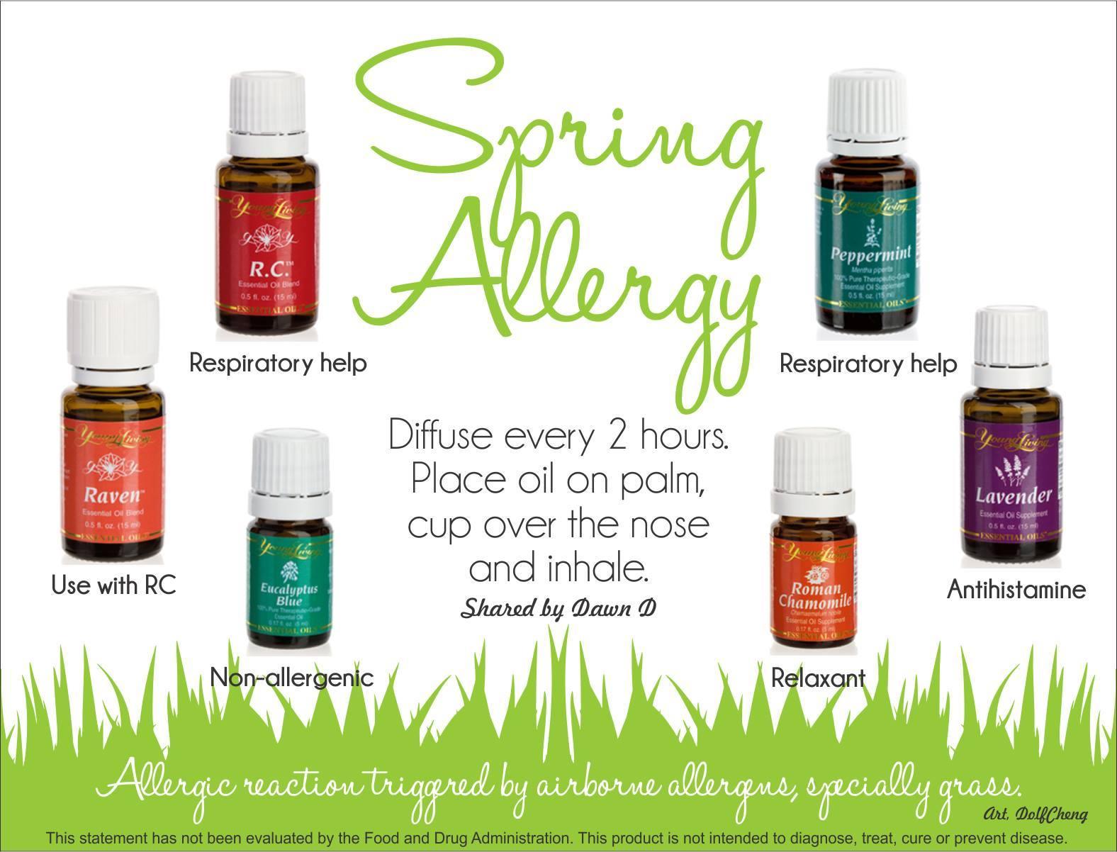 How I'm Surviving Allergy Season