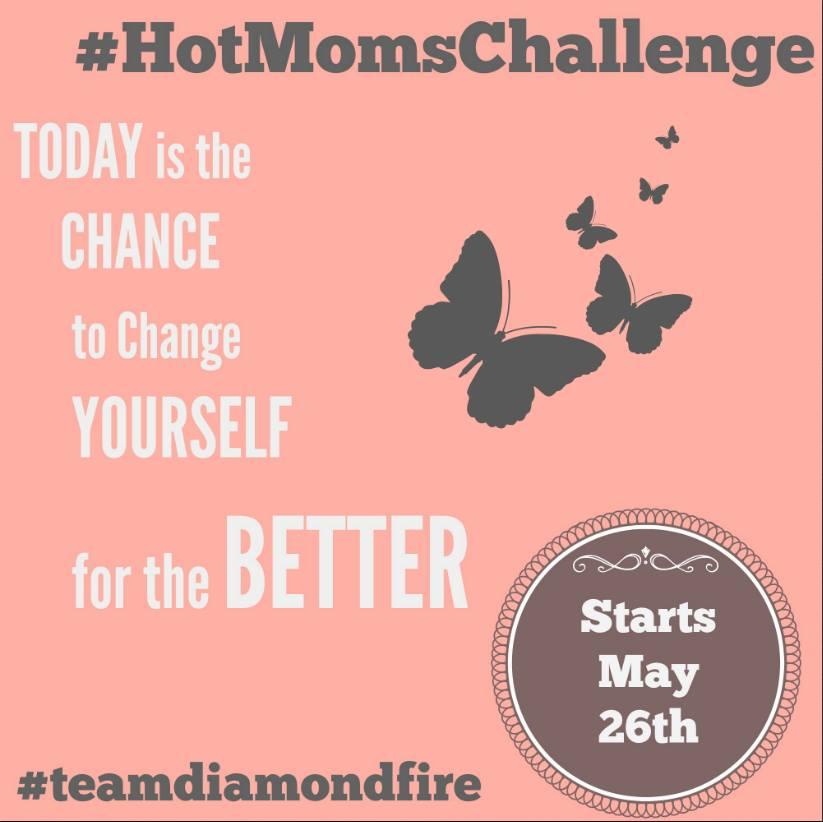 Hot Moms Challenge