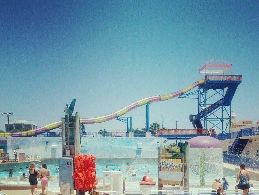 Daytona Lagoon Slide