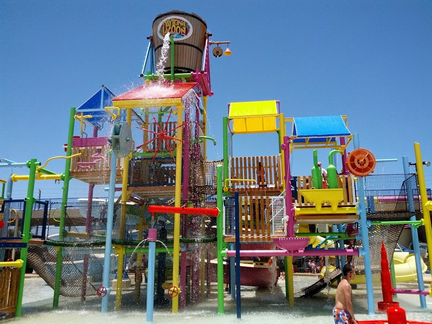 Daytona Lagoon: A Hidden Waterpark Adventure for the Whole Family