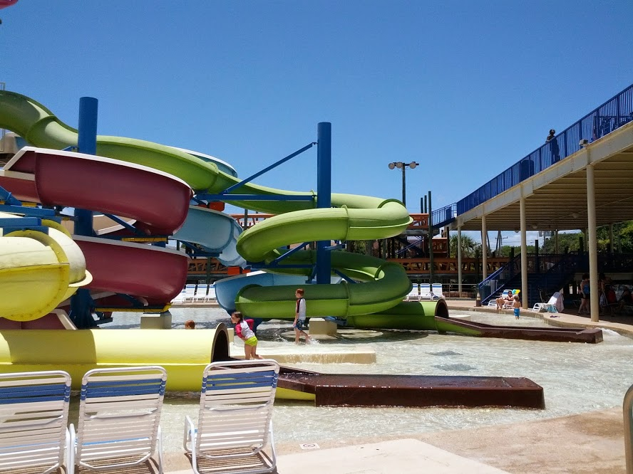 Daytona Lagoon Kid Slides