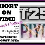short on time challenge
