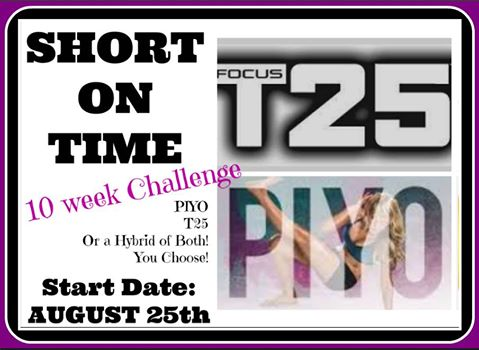 short on time challenge