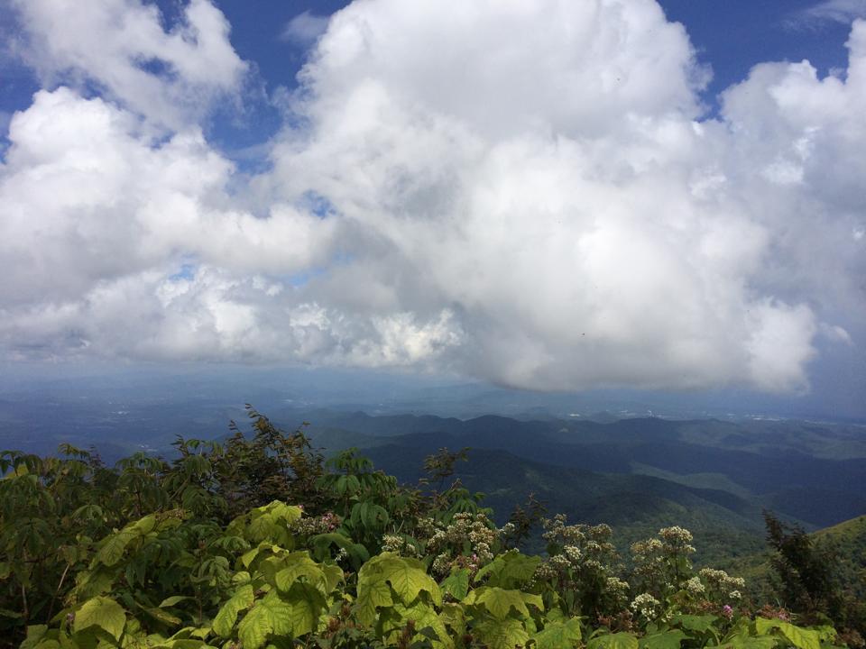 Mt Pisgah