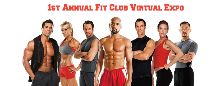 1st Annual Fit Club Virtual Expo