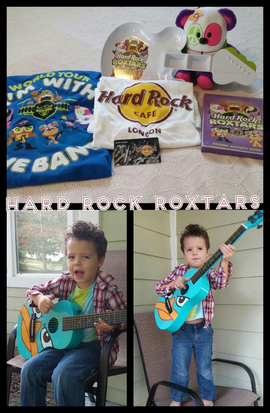 hard rock roxtars