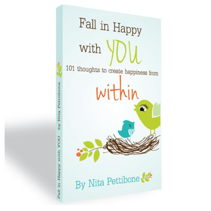 Falling in Happy With You: 101 Thoughts to Create Happiness From Within