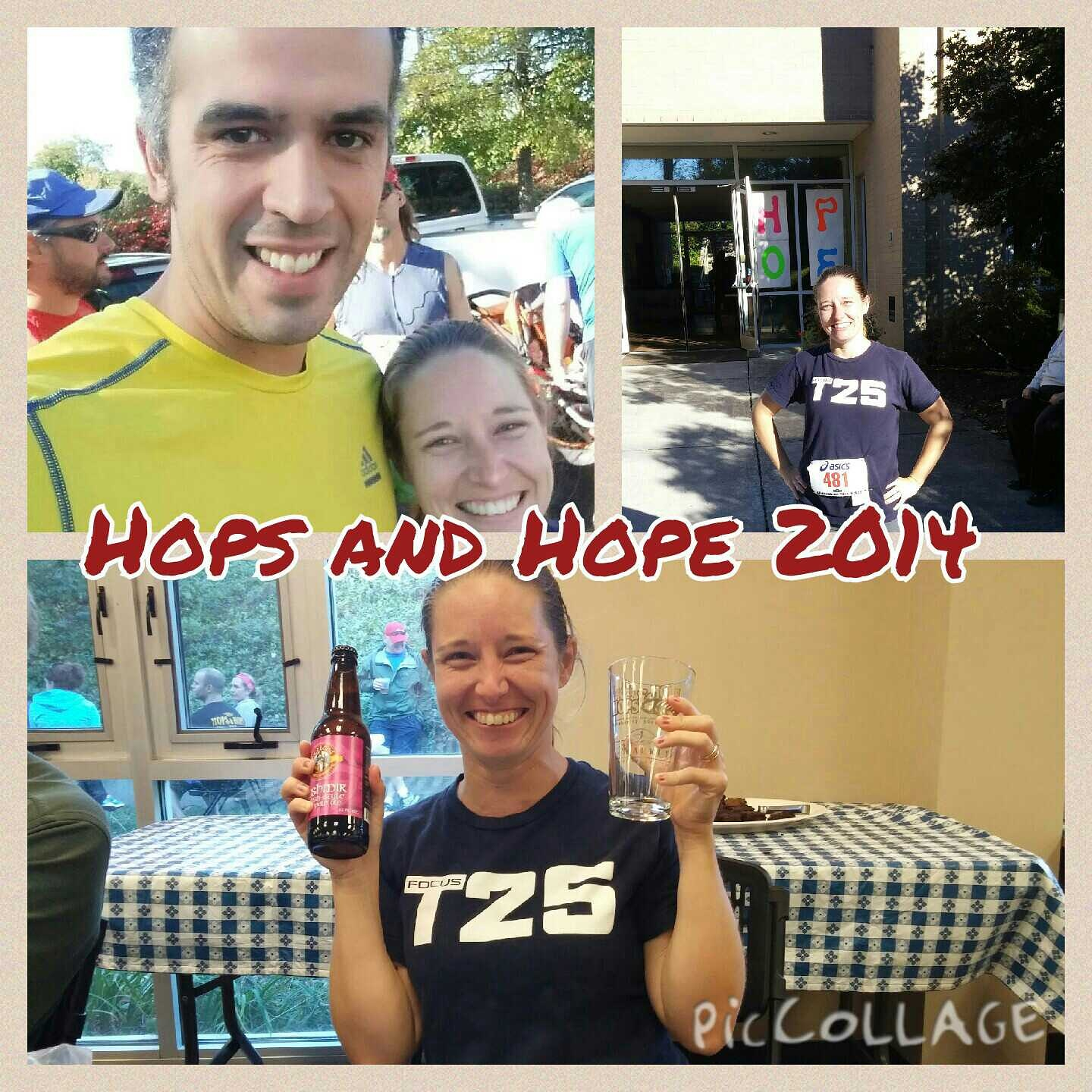 Hops and Hope 2014