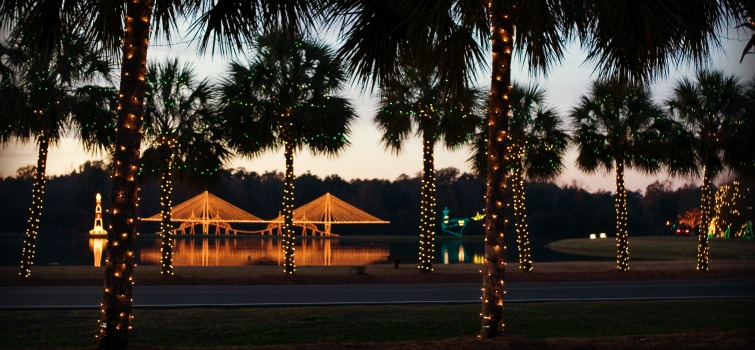 James Island County Holiday Festival of Lights
