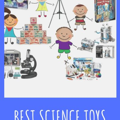 10 great science toys for kids under $100