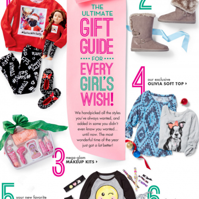 Justice Makes Holiday Shopping for Your Tween Easy