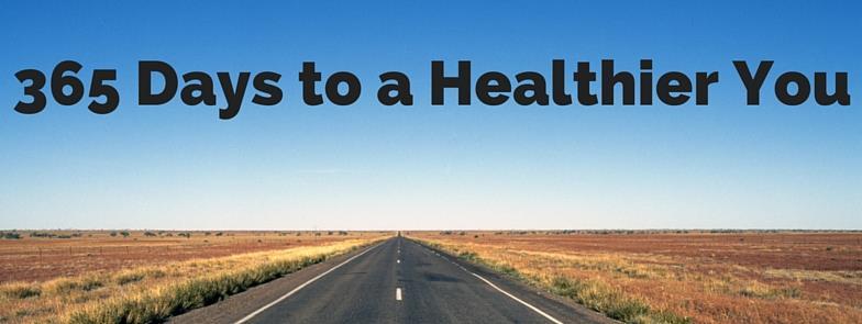 365 days to a healthier you