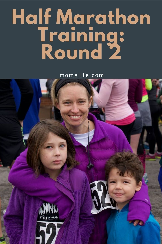 Half Marathon Training Round 2