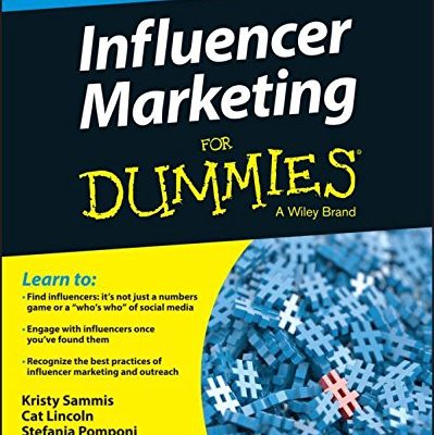 Influencer Marketing for Dummies Review