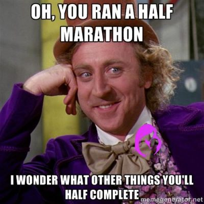Half Ass Marathon