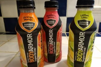 BODYARMOR's Taste Quenches Your Thirst, Goes Down Easy