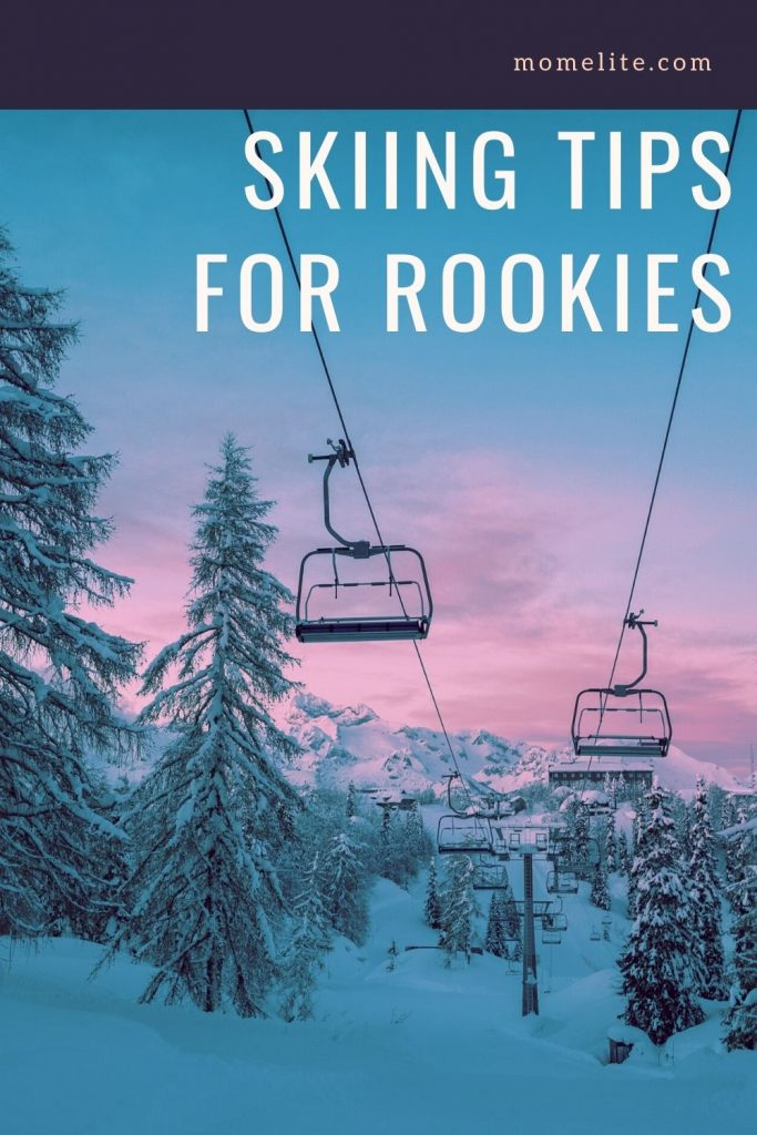 SKIING TIPS FOR ROOKIES