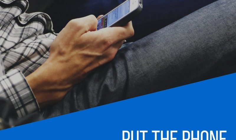 Put The Phone Down Challenge: Week 1