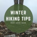 winter hiking tips