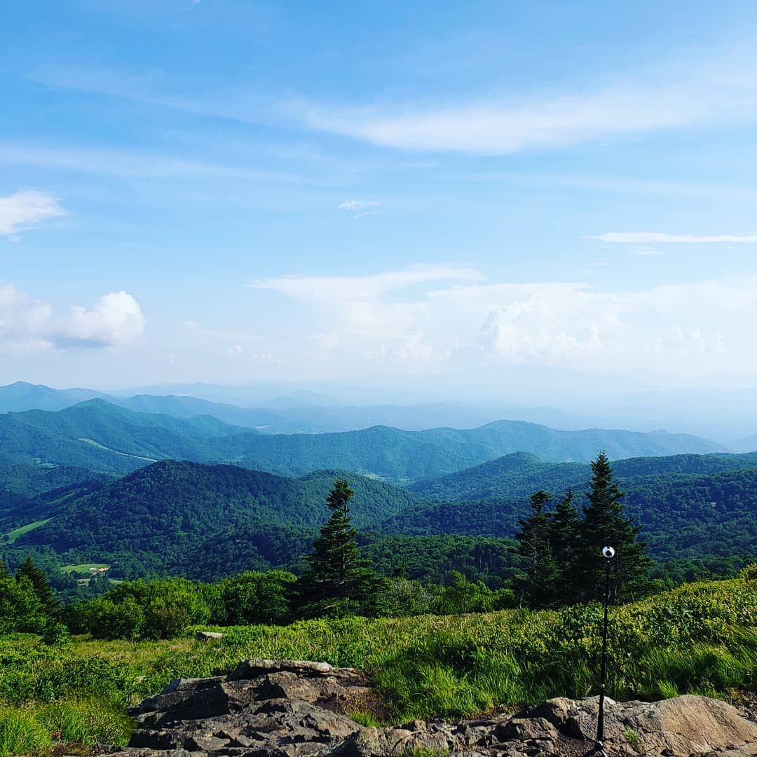roan mountain campground