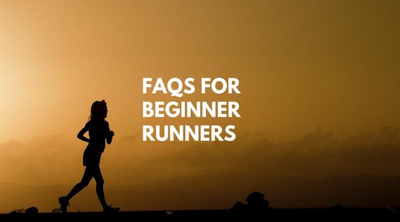 FAQ for beginner runners