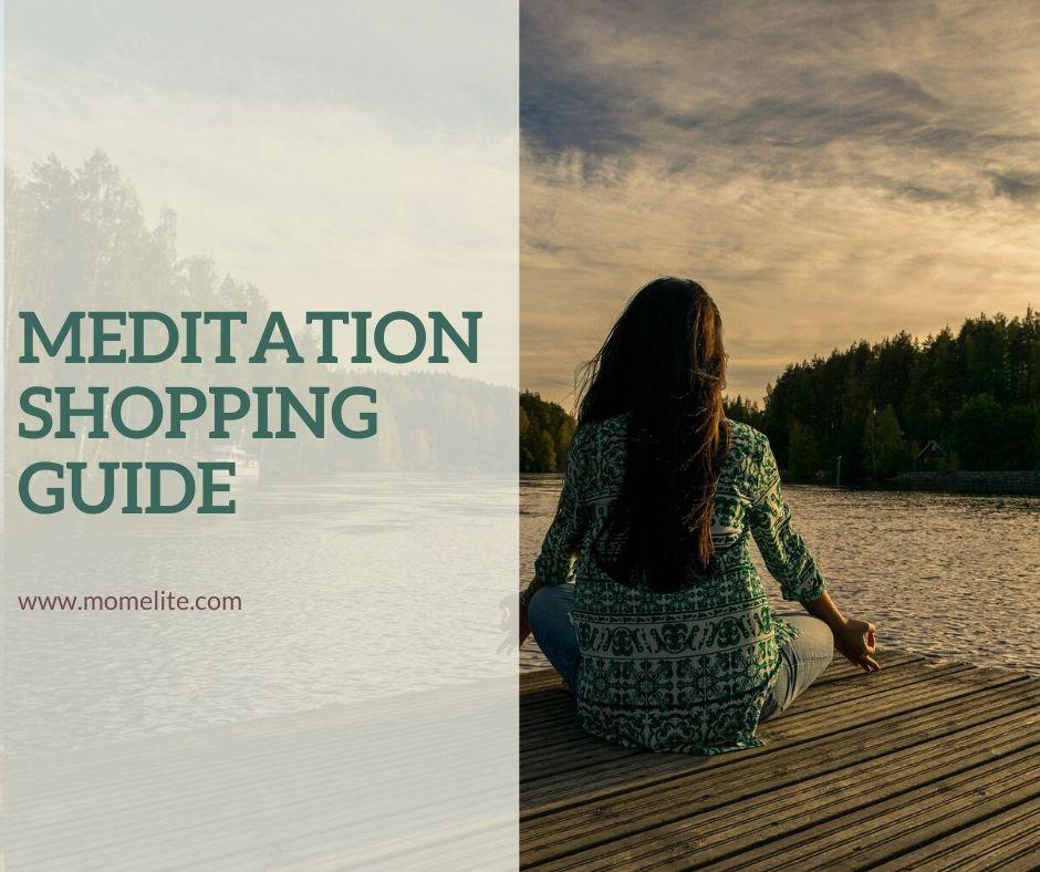 meditation shopping guide