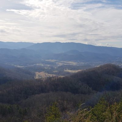 Foothills Parkway 16 New Miles