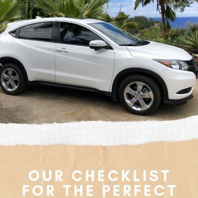 Our Checklist For The Perfect Family Car