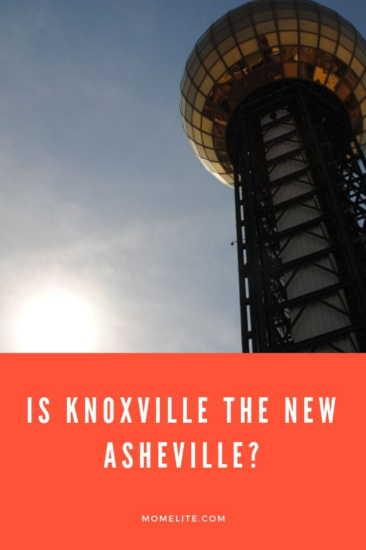 is knoxville the new asheville