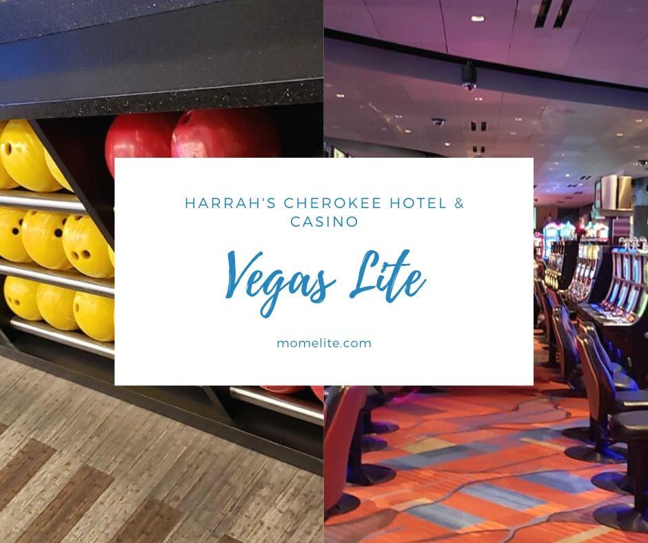 harrah's cherokee hotel & casino