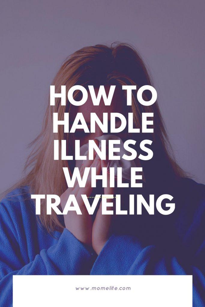 travel illness