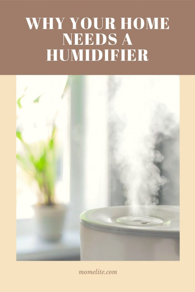 WHY YOUR HOME NEEDS A HUMIDIFIER