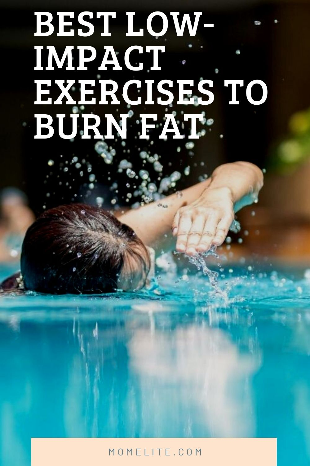 BEST LOW-IMPACT EXERCISES TO BURN FAT