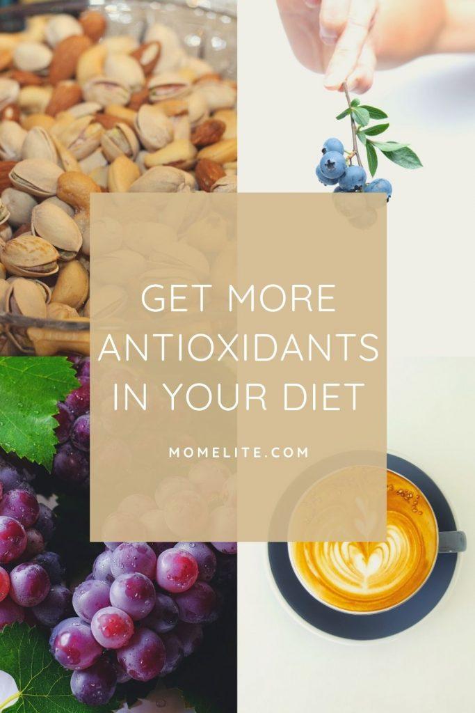 Get More Antioxidants in Your Diet
