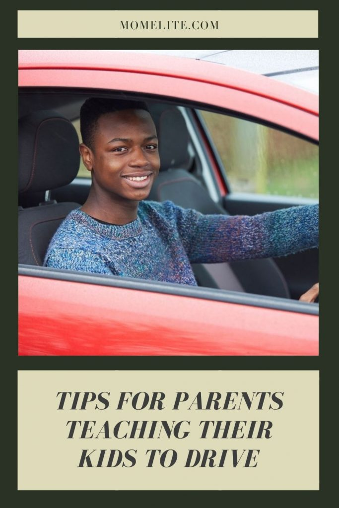TIPS FOR PARENTS TEACHING THEIR KIDS TO DRIVE