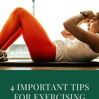 4 Important Tips for Exercising Safely