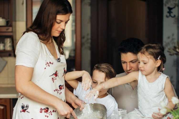 4 Ways to Make Baking Safe & Fun with Kids